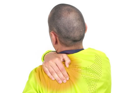 Postural strains can lead to chronic neck and back pain